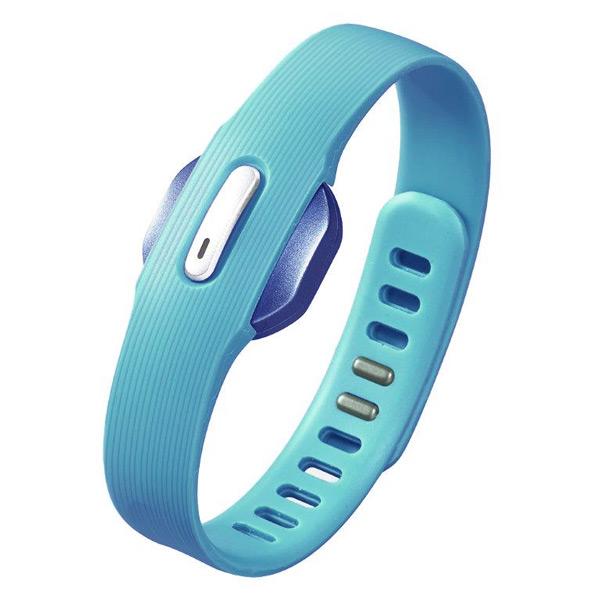 【Ezfit】女用健康智慧手環-藍 (DSB217-05)