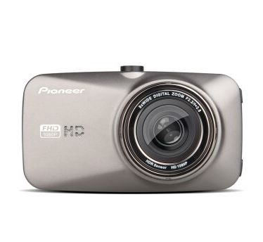 【先鋒Pioneer】行車記錄器-高解析/4玻魚眼鏡頭/170度廣角/自動循環錄影 (DVR110)