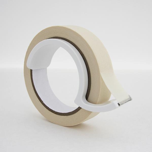 【設計點】Lt-EZCutter膠帶切割環(白) (E01900101)