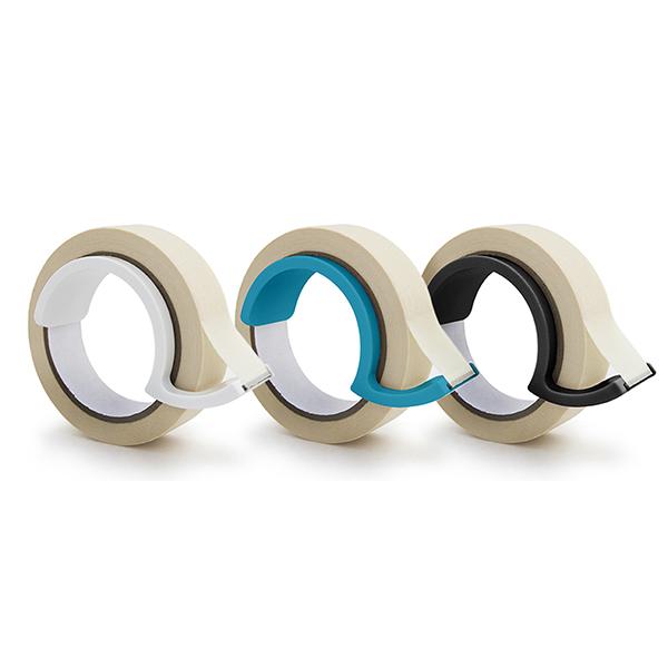 【設計點】Lt-EZCutter膠帶切割環(黑) (E01900103)