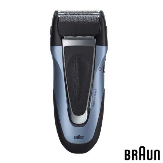 德國百靈BRAUN Series1精準系列三刀頭水洗電鬍刀 (199S)