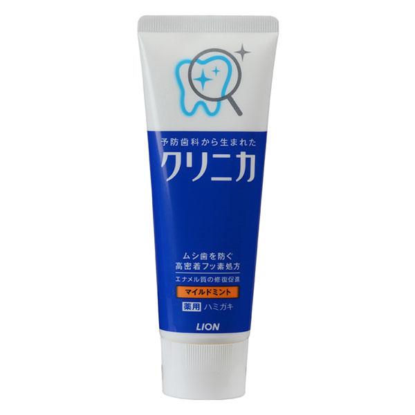 【LION獅王】直立式固力寧佳酵素牙膏(清涼)-130g (ECC000008)