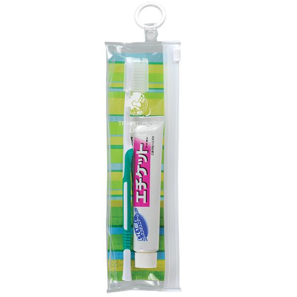 【LION獅王】成人旅行組(含牙膏牙刷) (ECC000035)