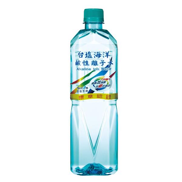 【台鹽】海洋鹼性離子水600mlx24瓶/箱 (ECC000245)