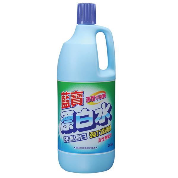 【LION獅王】藍寶清香漂白水-1500ml
