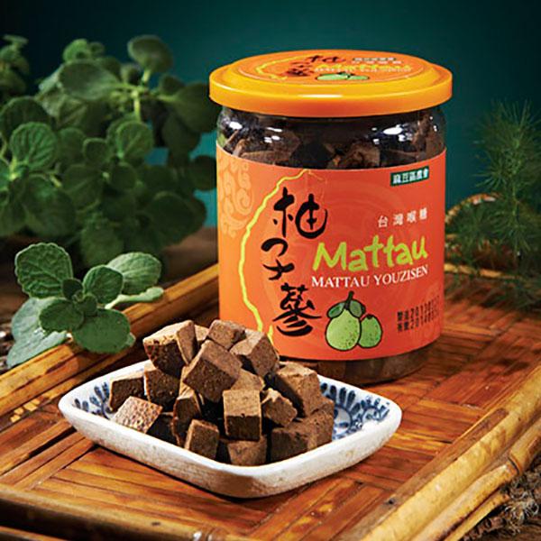【麻豆農會】柚子蔘箱購12入-大 (ECN0000004-12)