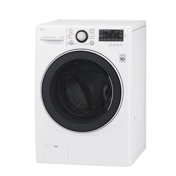 【LG樂金】洗脫烘滾筒洗衣機14KG (F2514DTGW)