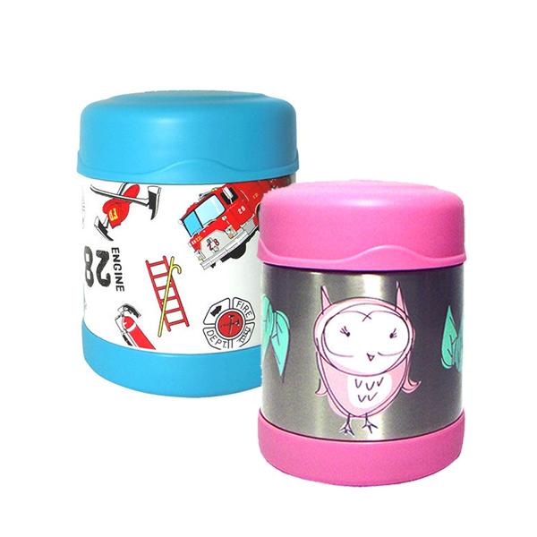 買一送一【THERMOS膳魔師】0.3L不鏽鋼真空食物罐