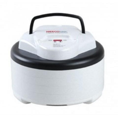 NESCO 微電腦數位控制食物乾燥機/果乾機/乾果機 (FD-77DT)11/30前贈梅森罐贈送商品為32oz(約946ml)梅森罐*1瓶