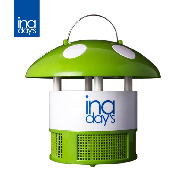 【捕蚊達人inadays 】超級第二代光觸媒捕蚊燈-環保綠 (GR-01M-G)