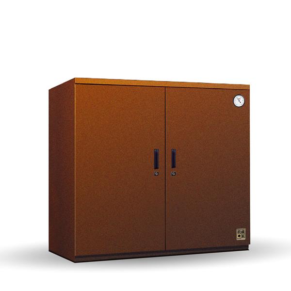 【收藏家】425公升全自動電子防潮箱-咖啡色 (HD-500M)
