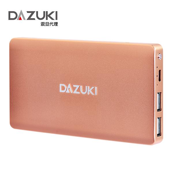 【DASUKI】鋰聚合物電芯行動電源9800MAH(3色) (IS-103)