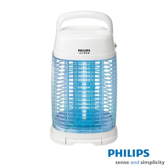 【飛利浦PHILIPS】15W方型捕蚊燈 (IST409YQ)