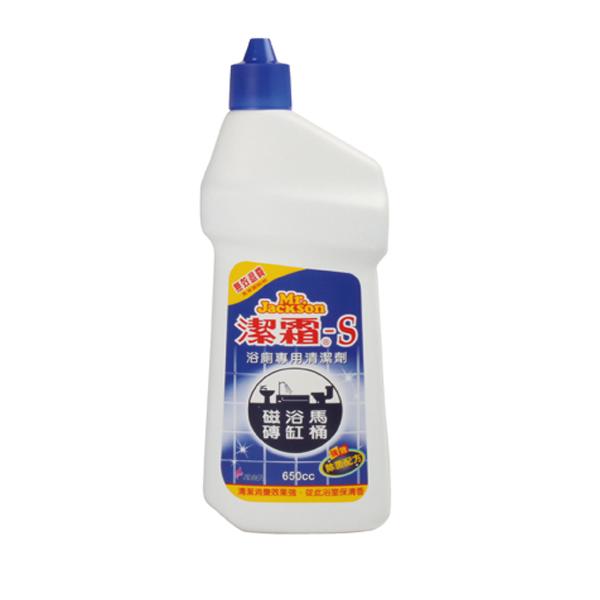 花仙子潔霜-S 浴廁清潔劑(650cc) (JB3061XXF)