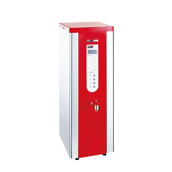 LCW龍泉 數位單熱桌上型開水機14公升(紅色) (LC-026A)