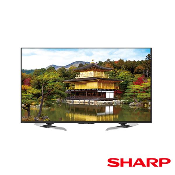 【夏普SHARP】50吋安卓智慧型4K液晶電視 (LC-50U35T)
