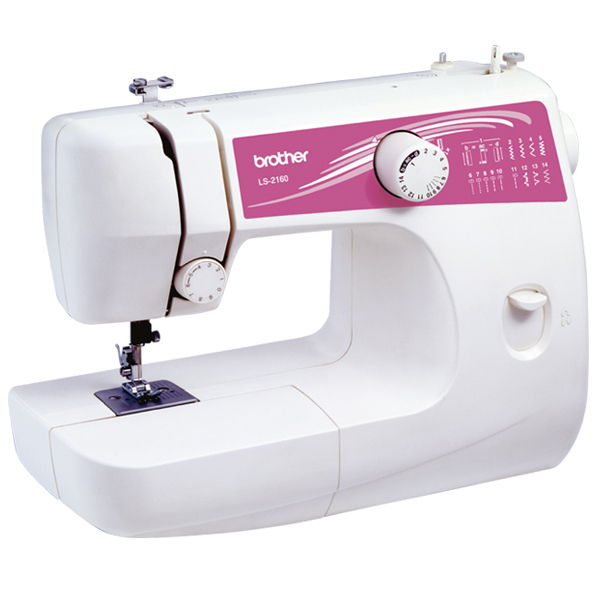 【Brother】日本實用型縫紉機 (LS-2160)