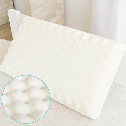 【床之戀】台灣製舒適顆粒天然乳膠枕 (MG0140)