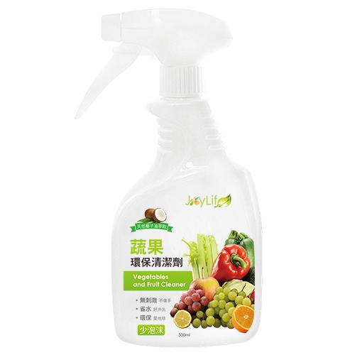 【JoyLife】蔬果天然清潔劑500ml (MP0274D)