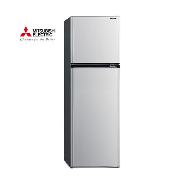 三菱 變頻雙門冰箱273L (MR-FV27EJ-SL)