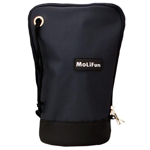 【德國MoliFun魔力坊】保溫悶燒罐/悶燒杯手提收納袋-海軍藍(MR0051B)