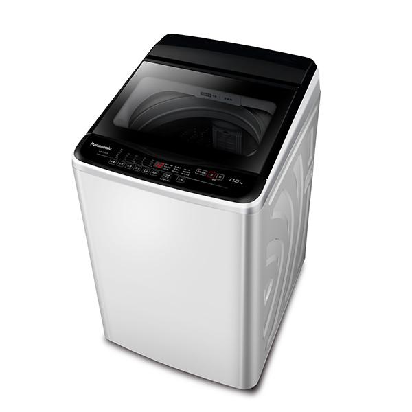 Panasonic國際牌 洗衣機11KG(象牙白) (NA-110EB-W)★即日起~8/20,買再送強化玻璃減油保鮮盒★