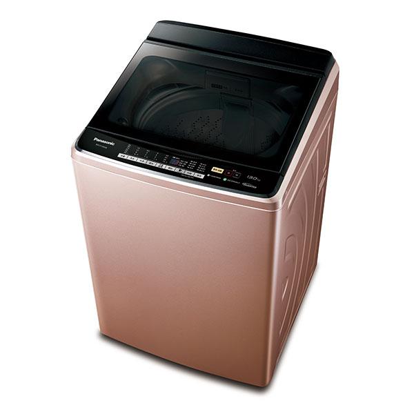 【Panasonic國際牌】變頻洗衣機13KG(玫瑰金) (NA-V130DB-PN)