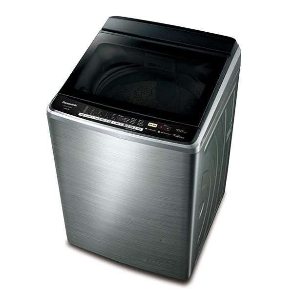 【Panasonic國際牌】變頻洗衣機16KG(不鏽鋼) (NA-V178DBS-S)