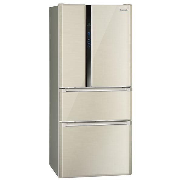 【Panasonic國際牌】ECONAVI 610公升智慧節能變頻四門冰箱 (NR-D618HV-L)
