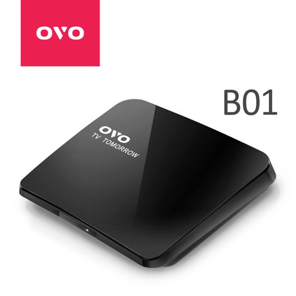 【電視盒】OVO 4K Android電視盒