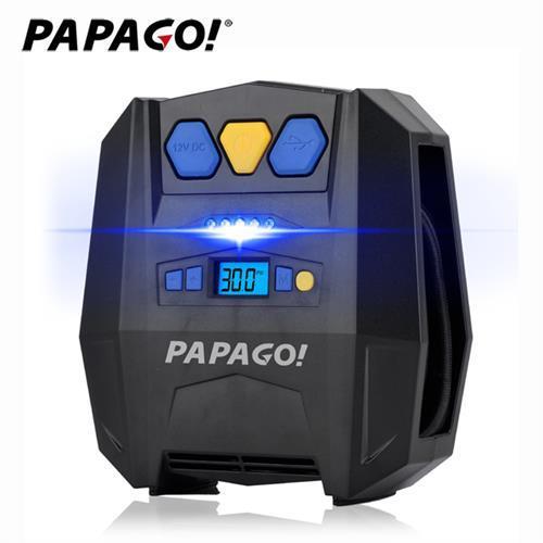 PAPAGO i3 智能高速打氣機 (PAPAGO-I3)