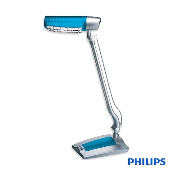 【飛利浦PHILIPS】防眩光檯燈(藍色) (PLEU23207B)
