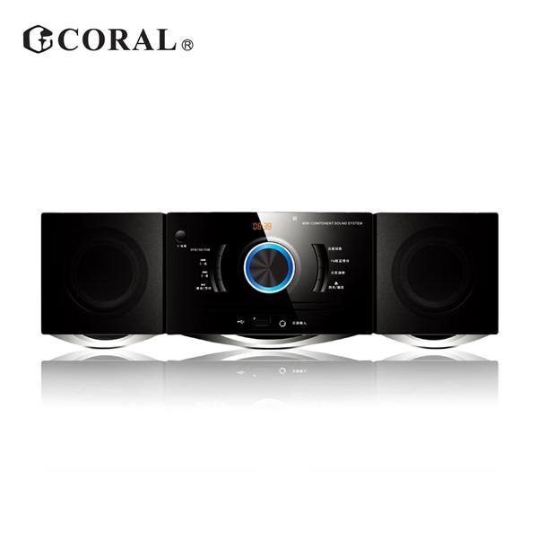 【CORAL】DVD床頭音響 (PM1)
