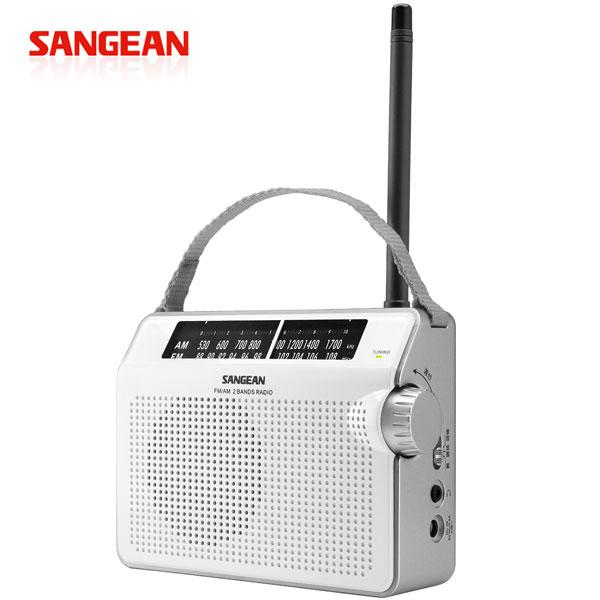 【SANGEAN山進】二波段復古收音機 (PR-D6)