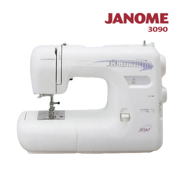限時特價↘加贈好禮【日本車樂美JANOME】機械式縫紉機 (S1914133090013)