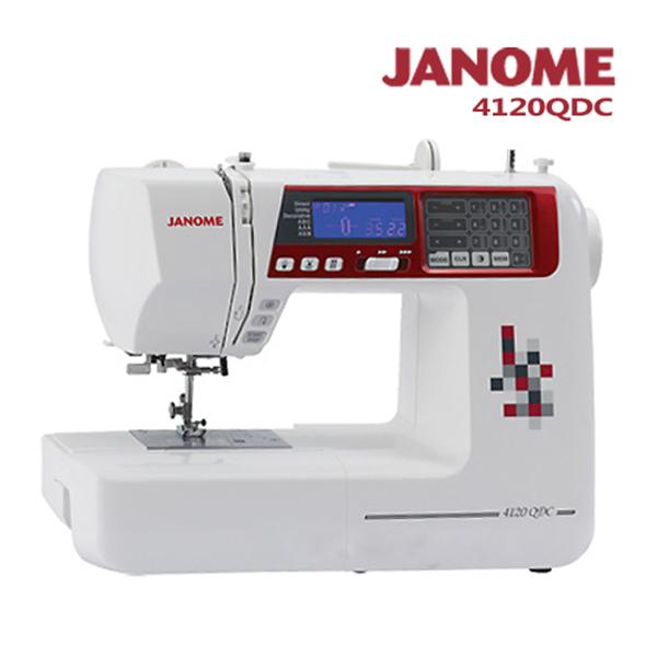 限時特價↘加贈好禮【日本車樂美JANOME】電腦型縫紉機 (S1914134120QDC)