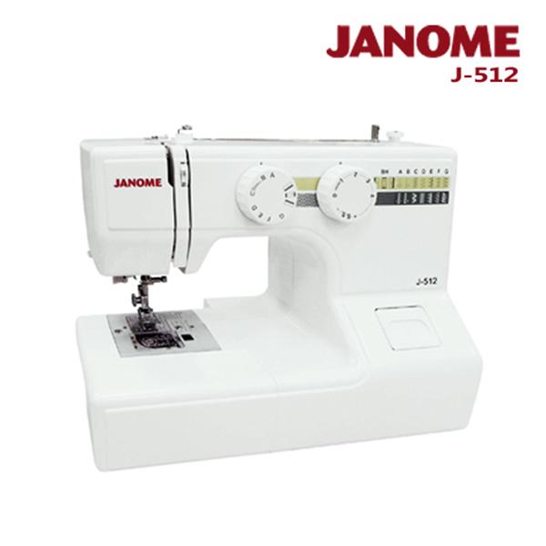 限時特價↘加贈好禮【日本車樂美JANOME】機械式縫紉機 (S191413J512013)