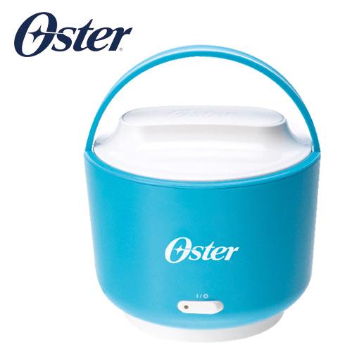 【美國OSTER】隨行電子保溫飯盒-藍 (SCSTPLC240-BL)