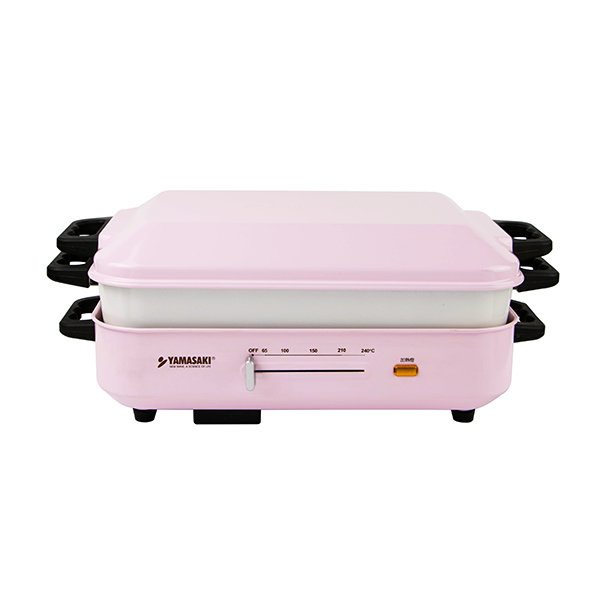 YAMASAKI山崎家電 日式多功能BBQ烹調電烤爐 (SK-5710BQ)