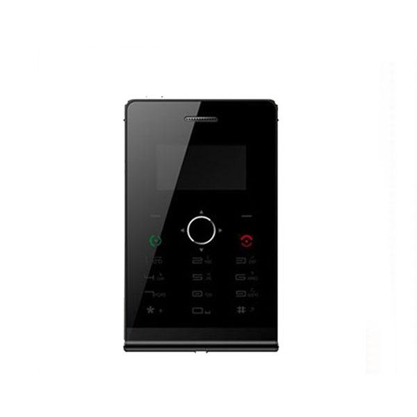 【長江】3G金屬超薄迷你時尚手機-黑色 (SOYES-H1)