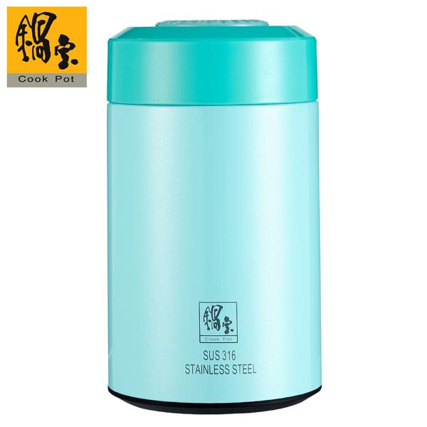 【鍋寶】#316超真空燜燒罐-綠 (SVP-3654G)