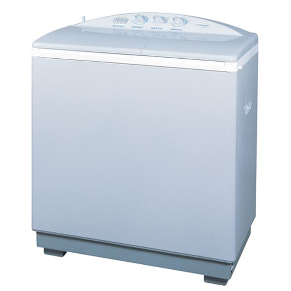 【TATUNG大同】雙槽定頻洗衣機9KG (TAW-91L)