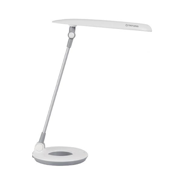 【TATUNG大同】觸控式LED節能檯燈-白 (TDL-2600WH)