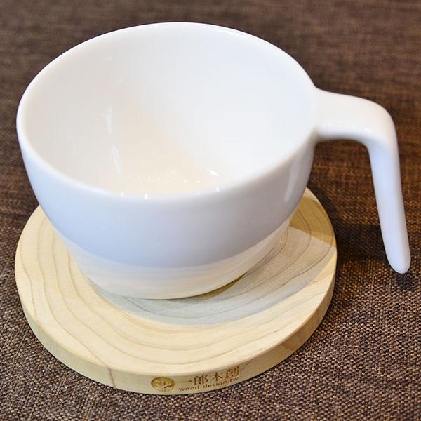 一郎木創 - 心持木杯墊 (圓形) (TL-39C)
