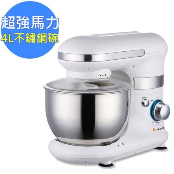 【DaHe】麵糰大師變速多功能美食攪拌麵糰機-強力型 (TM-8020)