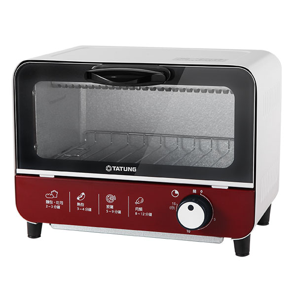 ★黃金週特惠★【TATUNG大同】6L電烤箱 (TOT-605A)