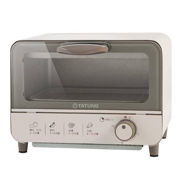 ★福利品★TATUNG大同 6L電烤箱 (TOT-607A)拆過新品,紙箱不良