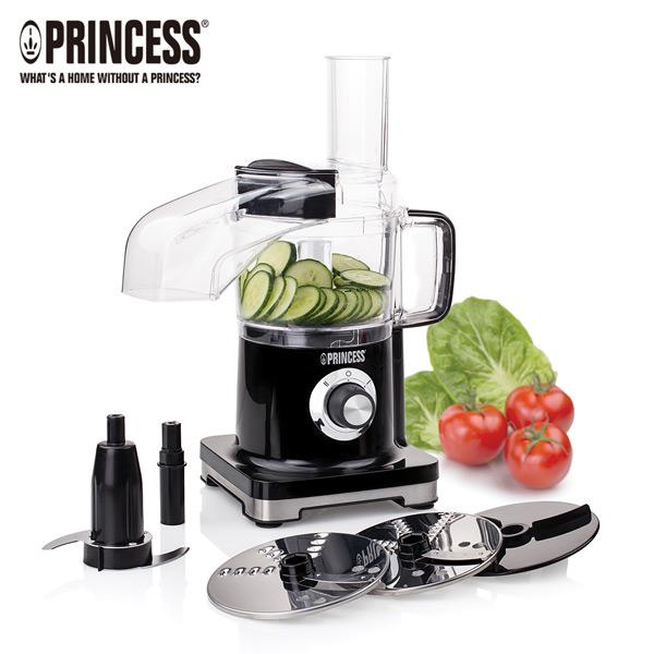 ☆本月特價↘【Princess荷蘭公主】四杯迷你食物調理機 (TPRHA220500)