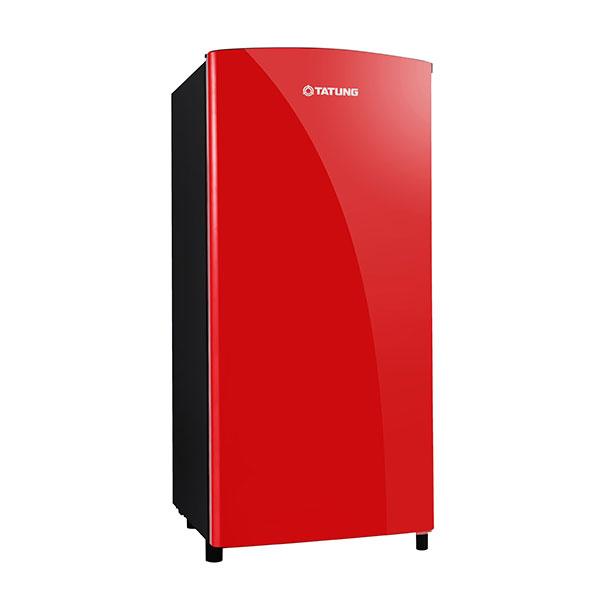【TATUNG大同】單門冰箱150L-寶石紅 (TR-150HT-R)