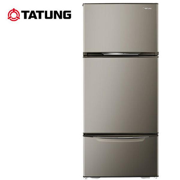 【TATUNG大同】475L三門變頻冰箱 (TR-C575V-BS)★12/1-2/15再贈大同電烤箱★